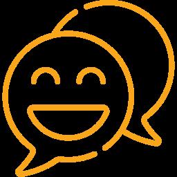 Kliendirahulolu - ikoon