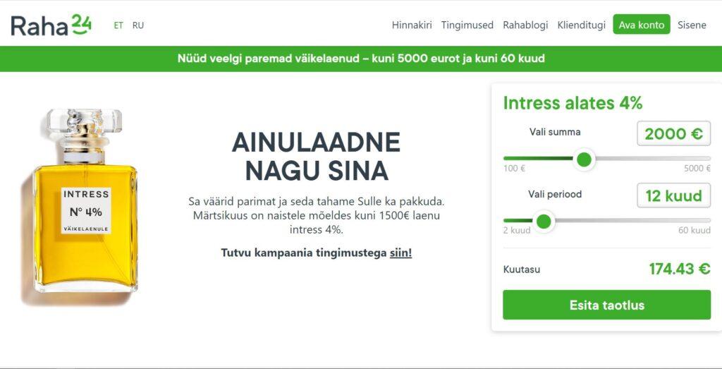 Raha24 kampaania